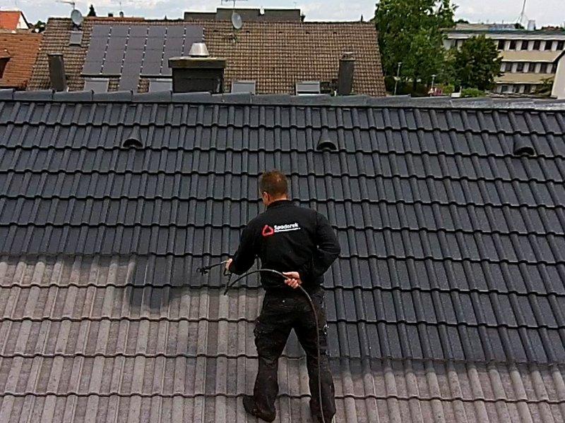 spodarek dachbeschichtungen dachsanierung dachreinigung dachversiegelung dachbeschichtung. Black Bedroom Furniture Sets. Home Design Ideas