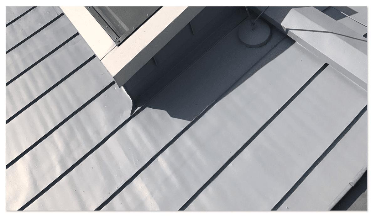 Blechdachsanierung in  Saarlouis