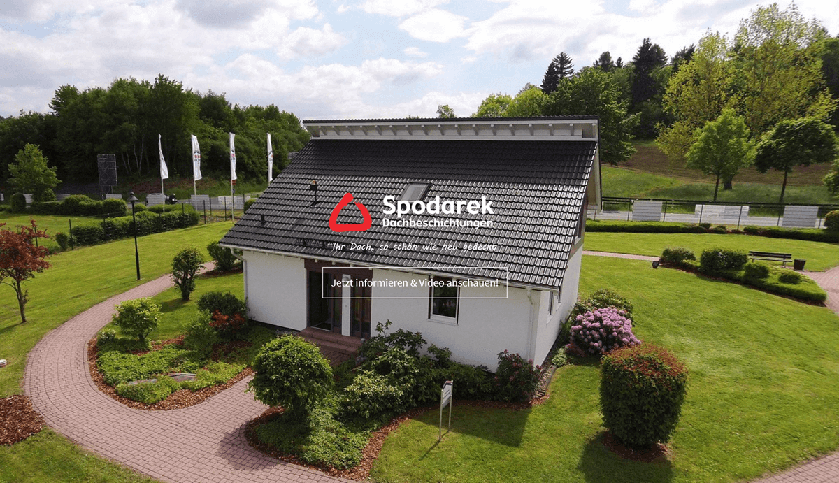 Dachbeschichtung Adelsheim - SPODAREK: Dachreinigung, Dachdecker Alternative, Dachsanierung