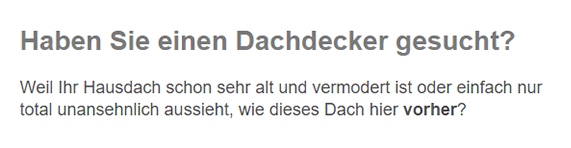 Dachdecker / Zimmerei für  Odernheim (Glan), Rehborn, Lettweiler, Oberstreit, Abtweiler, Bad Sobernheim, Oberhausen (Nahe) und Staudernheim, Boos, Duchroth