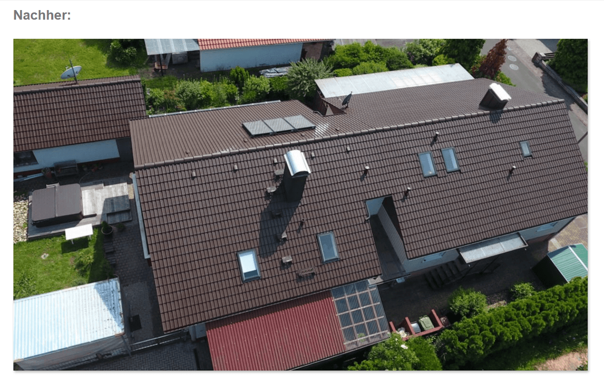 Dachsanierer / Dachsanierung aus 54298 Igel - Liersberg, Heintzhof und Löwenermühle