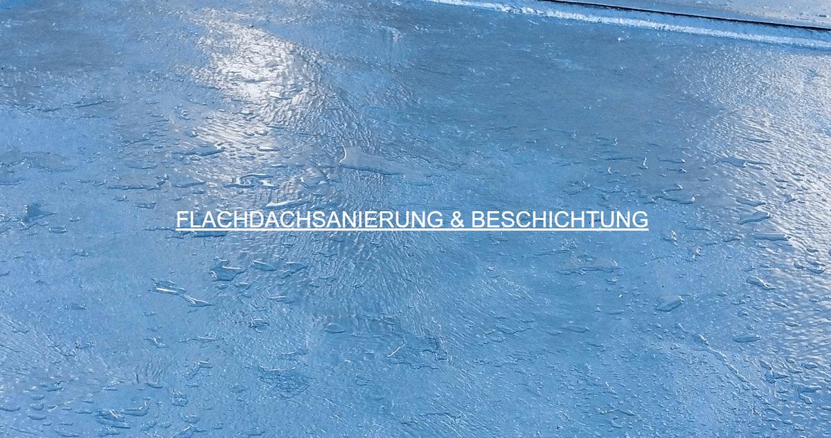 Flachdachsanierung in Ostfildern - Spodarek Dachbeschichtungen: Carportdach Renovierung, Garagendach Beschichtung, Dach Abdichtung