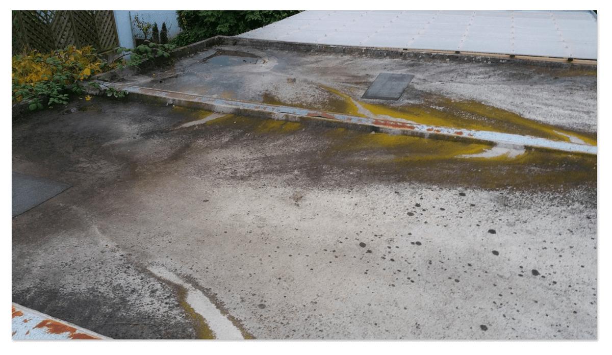Flachdachsanierung für  Ostfildern