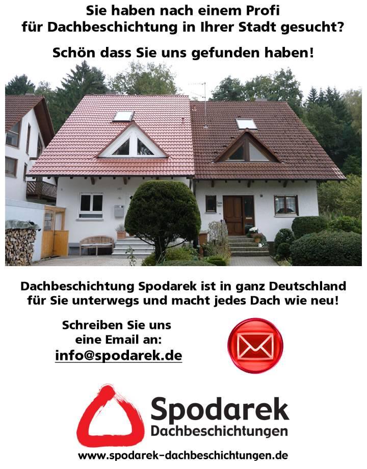 Der Profis für Dachbeschichtungen  Rheinland-Pfalz