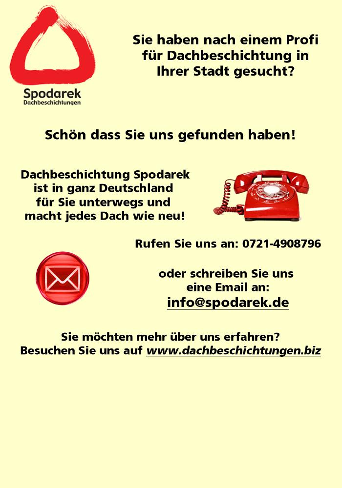Ein Profi für Dachbeschichtungen  Rheinland-Pfalz